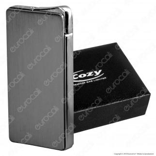 Cozy Accendino USB ed Elettronico Hybrid in Metallo - 1 Accendino