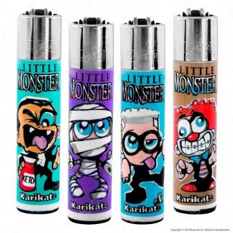 Clipper Large Fantasia Little Monster - 4 Accendini
