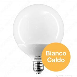 Wiva Lampadina LED E27 15W Globo G120