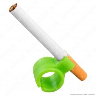 Smokeey Ring Anello Portasigarette in Silicone