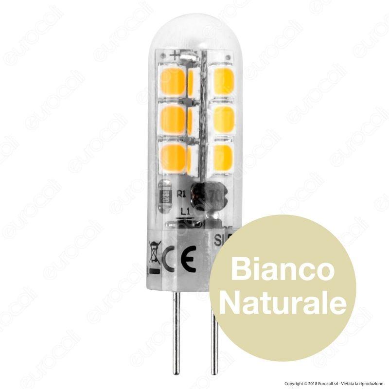 Lampadina led g4 1w bulb bot lighting shot 12v for Shot bot lighting