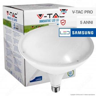 V-Tac PRO VT-85 Lampadina LED E40 85W LowBay Chip Samsung - SKU 228