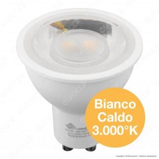 Marino Cristal Serie STD Lampadina LED GU10 7,5W Faretto Spotlight