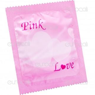 Esp Pink Love Marshmallow - Scatola da 3 Preservativi