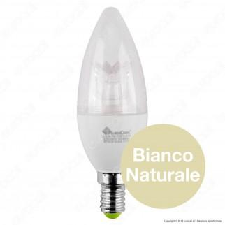Marino Cristal Serie STD Lampadina LED E14 7W Candela