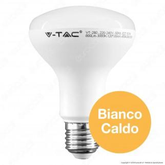 V-Tac PRO VT-280 Lampadina LED E27 10W Bulb Reflector R80 Chip Samsung - SKU 135 / 136 / 137