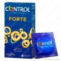 Preservativi Control Forte - Scatola da 6 Profilattici
