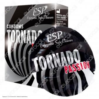 Esp Tornado Passion - Scatola da 3 Preservativi