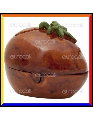 CannaBuds Posacenere da Tavolo in Poliresina con Coperchio Antiodore - Seed of Canapa