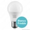 V-Tac PRO VT-210 Lampadina LED E27 9W Bulb A58 Chip Samsung - SKU 228 / 229 / 230