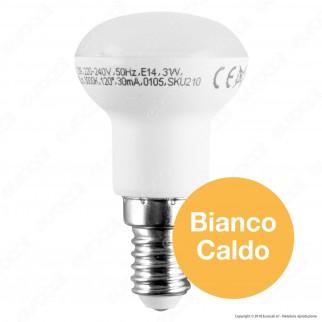 V-Tac PRO VT-239 Lampadina LED E14 3W Bulb Reflector R39 Chip Samsung - SKU 210 / 212