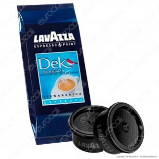 50 Capsule Espresso Point Lavazza Dek Decaffeinato Cialde Originali Lavazza
