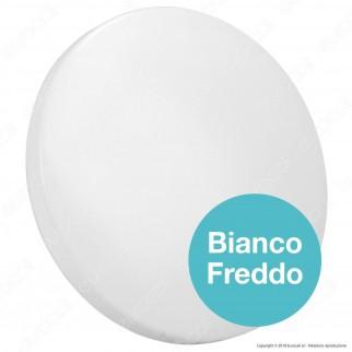 V-Tac VT-8073 Plafoniera LED 14W Forma Rotonda Colore Bianco - SKU 1428 / 1429 / 1430
