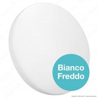 V-Tac VT-8075 Plafoniera LED 24W Forma Rotonda Colore Bianco - SKU 1438