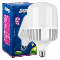 Duralamp Lampadina LED E27 40W High-Power Bulb - mod. L4030HP / L4040HP / L4064HP