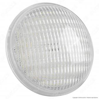 V-Tac VT-1258 Lampada LED da Piscina PAR56 8W IP68 12V Attacco a Vite - SKU 7555 / 7556