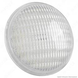 V-Tac VT-1258 Lampada LED da Piscina PAR56 8W IP68 12V Attacco a Vite Luce Blu - SKU 7557