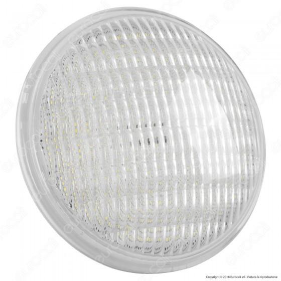 V-Tac VT-1258 Lampada LED da Piscina PAR56 8W IP68 12V Attacco a Vite - SKU 7557