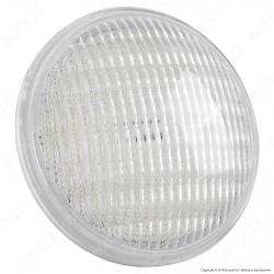 V-Tac VT-1262 Lampada LED da Piscina PAR56 12W IP68 12V Attacco a Vite Luce Blu - SKU 7561