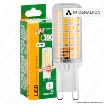 Life Lampadina LED G9 3,7W Bulb Dimmerabile
