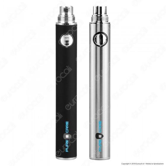 Pure E-Care Batteria con Cavo USB per Vaporizzatori e Sigarette Elettroniche