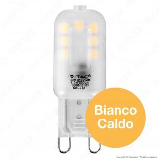 V-Tac PRO VT-203 Lampadina LED G9 2,5W Bulb Chip Samsung - SKU 243 / 244