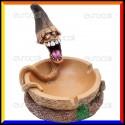 CannaBuds Posacenere da Tavolo in Poliresina - Magic Mush