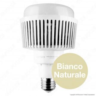 Century Maxima Round 150 Lampadina LED E40 50W High Power Bulb per Campane Industriali