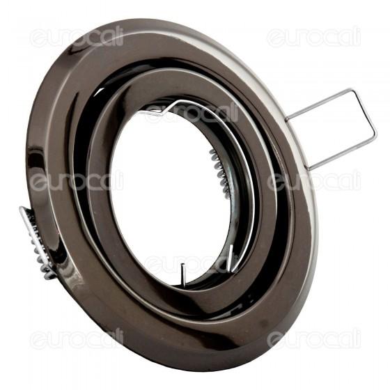 [EBAY] Kanlux ARGUS CT-2115-GM Portafaretto Orientabile Rotondo da Incasso per Lampadine GU10 e GU5.3 - 1