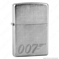 Accendino Zippo Mod. 29562 James Bond - Ricaricabile Antivento
