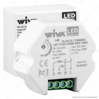 Wiva Dimmer Push Elettronico per Lampade LED 150W mod. 62400007