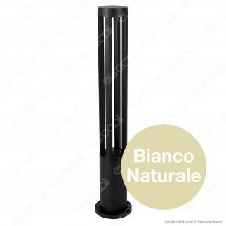 V-Tac VT-820 Lampada LED da Giardino con Fissaggio a Terra 10W Colore Nero IP65 - SKU 8332