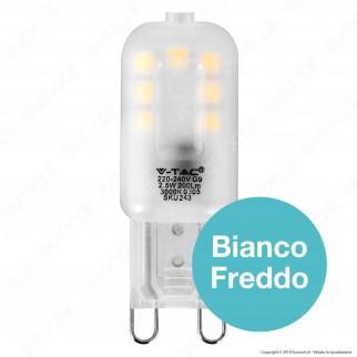 V-Tac PRO VT-203 Lampadina LED G9 2,5W Bulb Chip Samsung - SKU 243 / 244 / 245