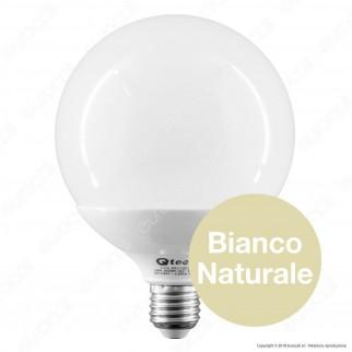Qtech Lampadina LED E27 24W Globo G120
