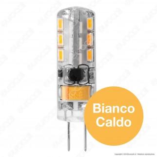 Qtech Lampadina LED G4 1,2W Bulb