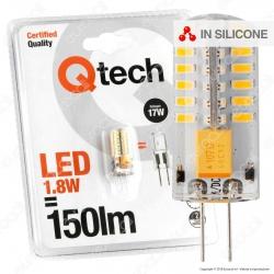 Qtech Lampadina LED G4 1,8W Bulb - mod. 90040002