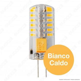 Qtech Lampadina LED G4 1,8W Bulb
