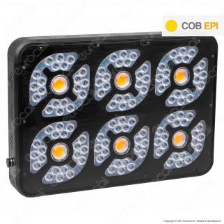 Ortoled 11 Serie K Lampada LED 810W per Coltivazione Indoor Consumo Reale 540W