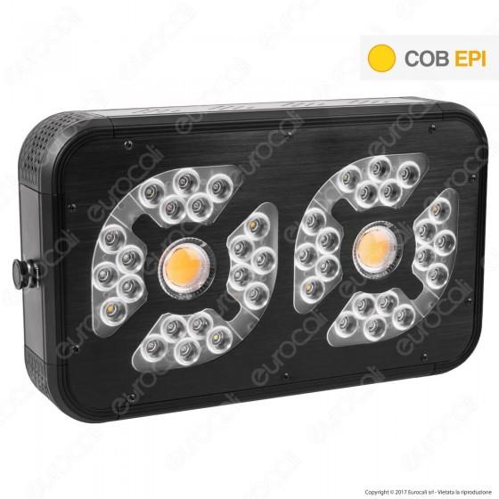 Ortoled 5 Serie K Lampada LED 270W per Coltivazione Indoor Consumo Reale 180W