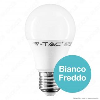 V-Tac PRO VT-265 Lampadina LED E27 6,5W Bulb A60 Chip Samsung - SKU 255 / 256 / 257