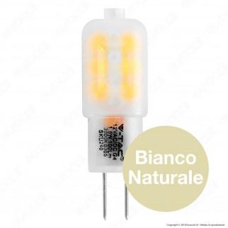 V-Tac PRO VT-201 Lampadina LED G4 1,5W Bulb Chip Samsung - SKU 240 / 241