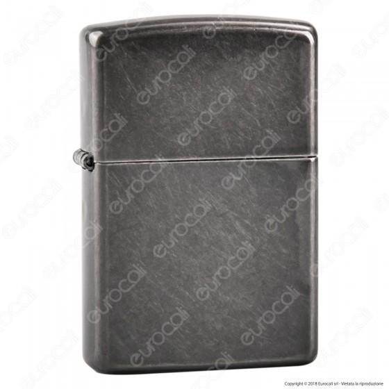 Accendino Zippo Mod. 28378 Gray - Ricaricabile Antivento