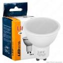 Life PAR16 Lampadina LED GU10 8W Faretto Spotlight 100° - mod. 39.910249c / 39.910249N / 39.910249F
