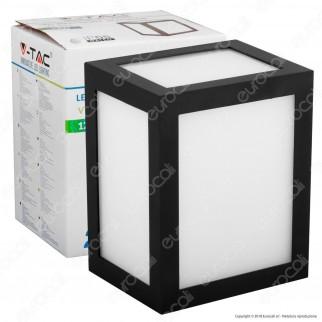 V-Tac VT-822 Lampada LED da Muro 12W Wall Light - SKU 8340 / 8341 / 8342