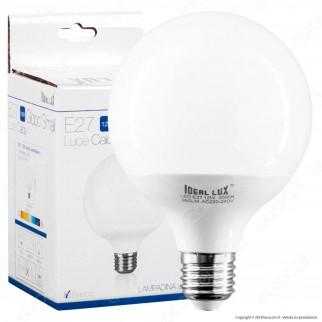 Ideal Lux Lampadina LED E27 12W Globo G95