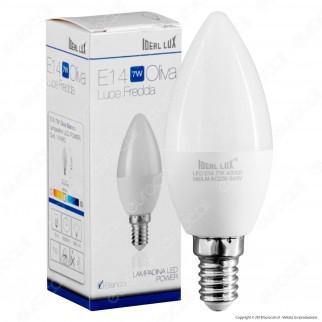 Ideal Lux Lampadina LED E14 7W Candela