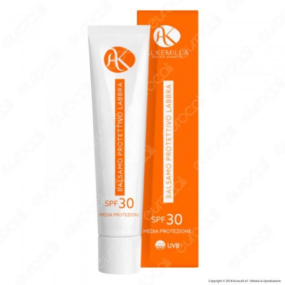 Alkemilla Balsamo Protettivo Labbra SPF 30 - Flacone 15ml