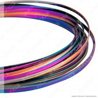 Champ Flow Bracelet Bracciale 3D a Molla Multigioco - Rainbow