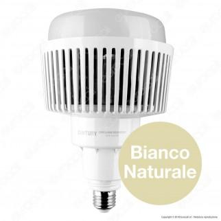 Century Maxima Round 80 Lampadina LED E27 50W High Power Bulb per Campane Industriali