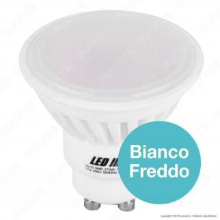 LED Line Lampadina LED GU10 10W Faretto Spotlight in Ceramica